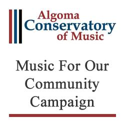 Miramar launches Music For Our Community website for the Algoma Conservatory of Music