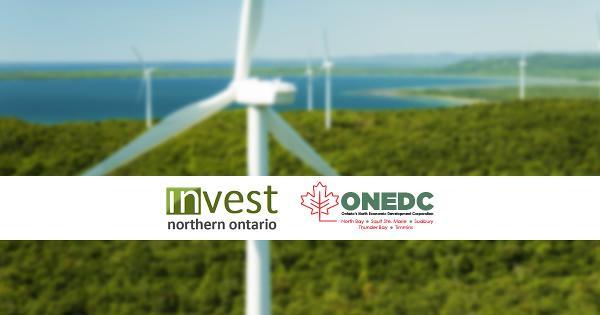 Invest Northern Ontario Website Development